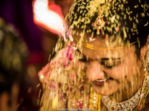 Prathyusha + Nagarjuna | Vijaywada wedding