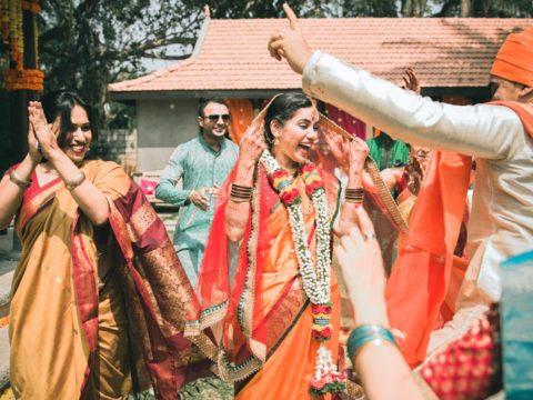 Trupti + Anand |Bangalore wedding | Shibravyi