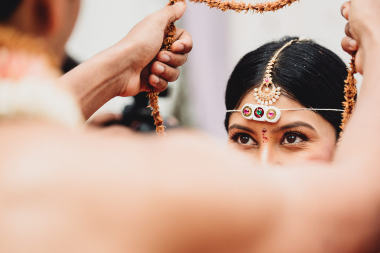 Candid wedding photographer in Bangalore
