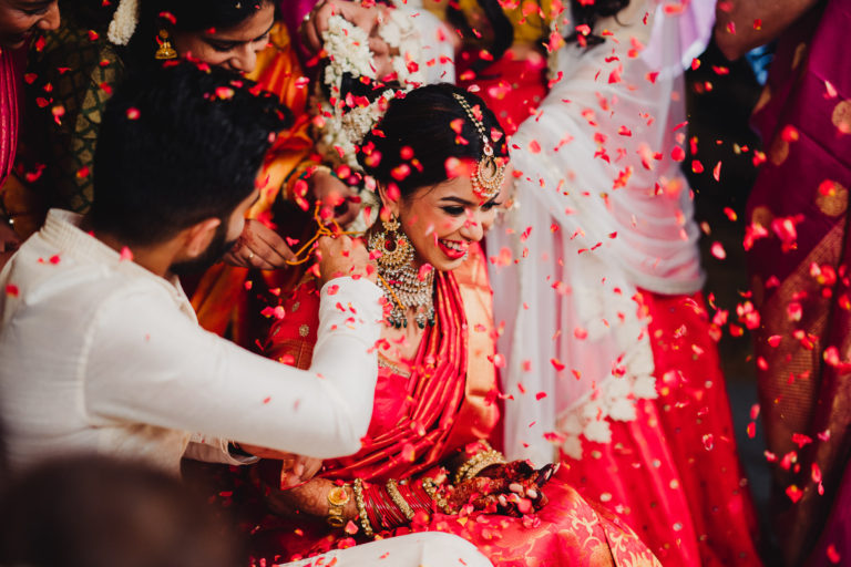 Wedding photography in Bangalore