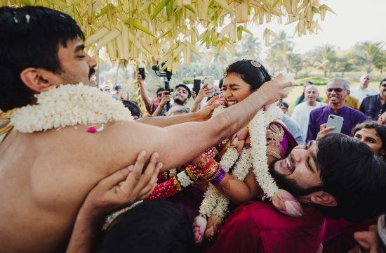 Destination wedding at Goa