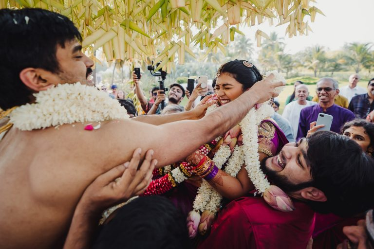Destination wedding at Goa